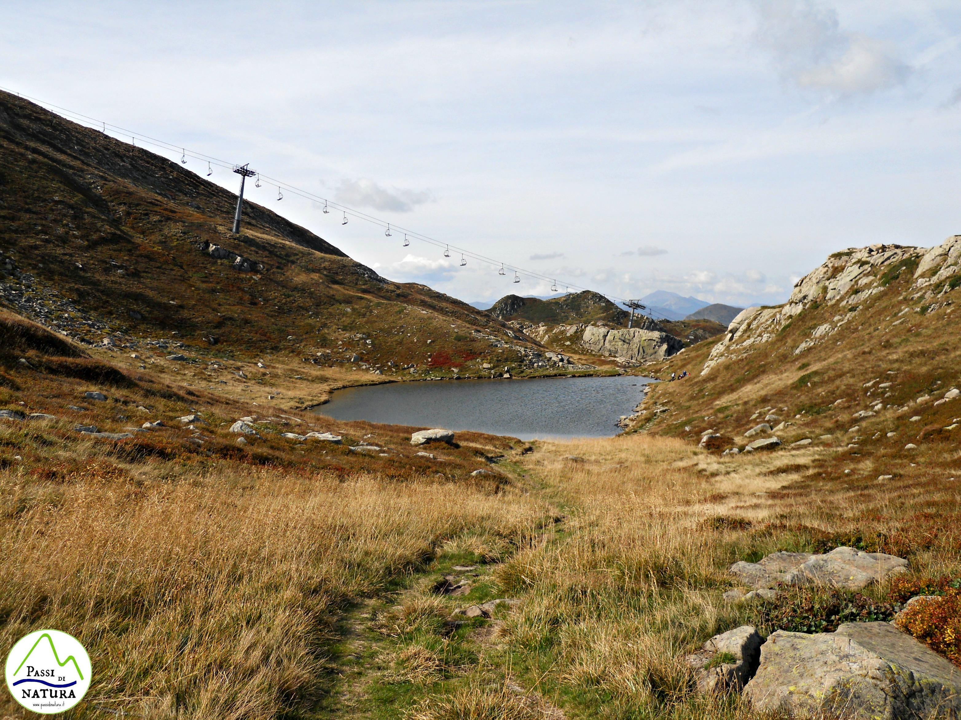 Trekking al Lago Piatto