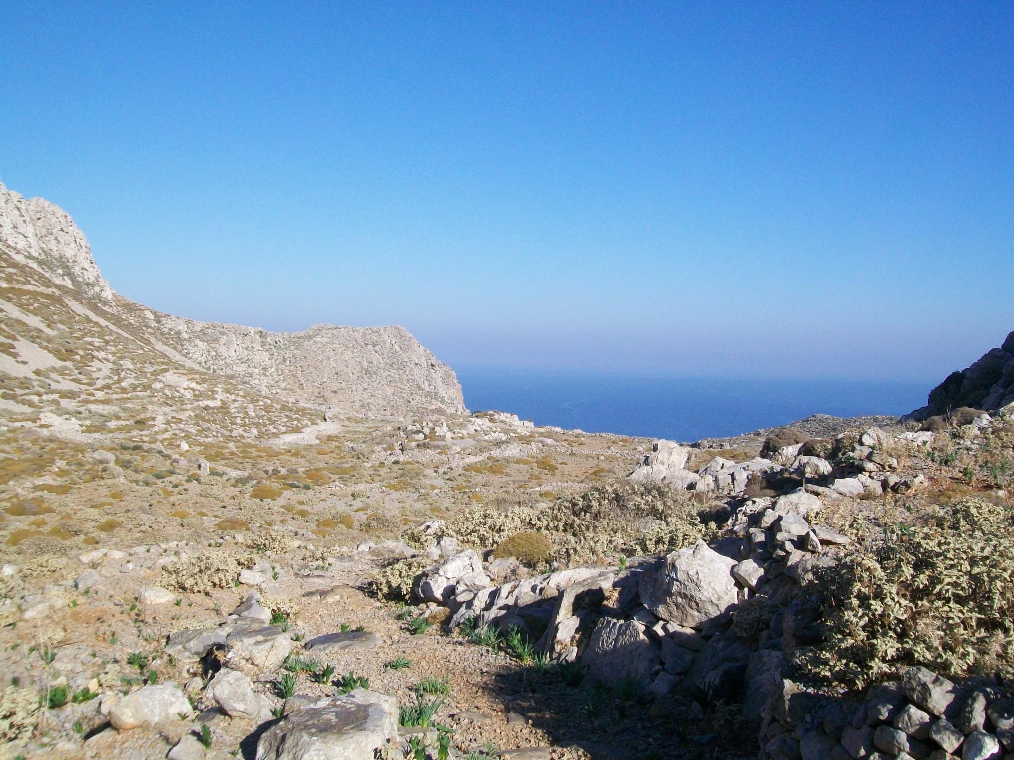 Trekking sull'Isola di Karpathos