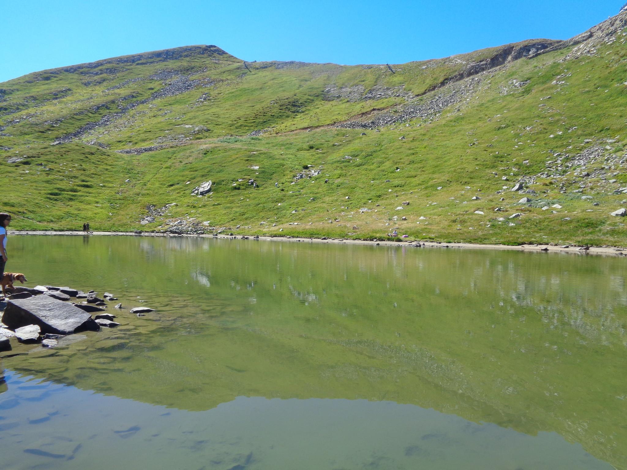 Escursione dei tre laghi