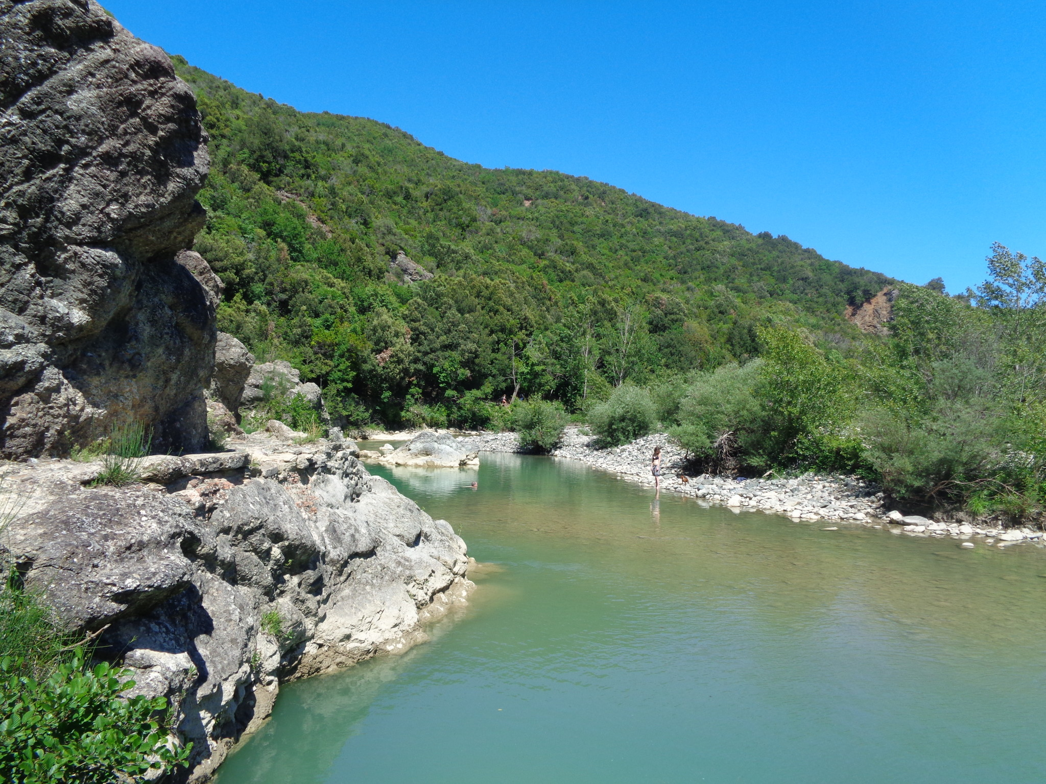 Traversata della Val di Cecina
