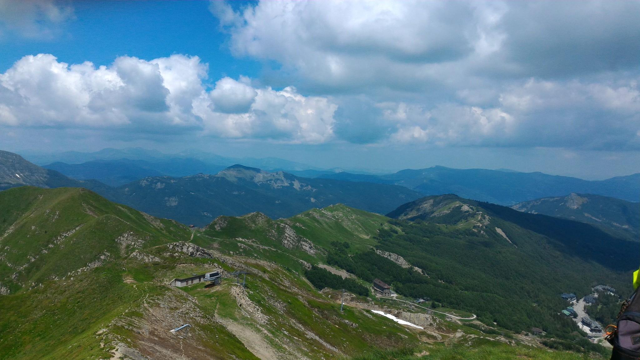 Trekking della Montagna Pistoiese