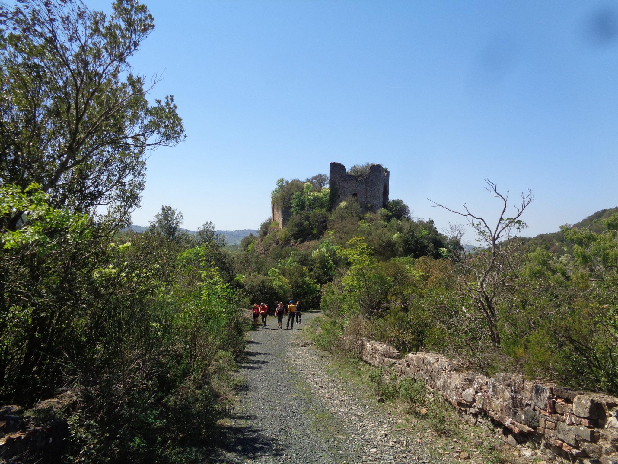 Trekking della Val di Cecina