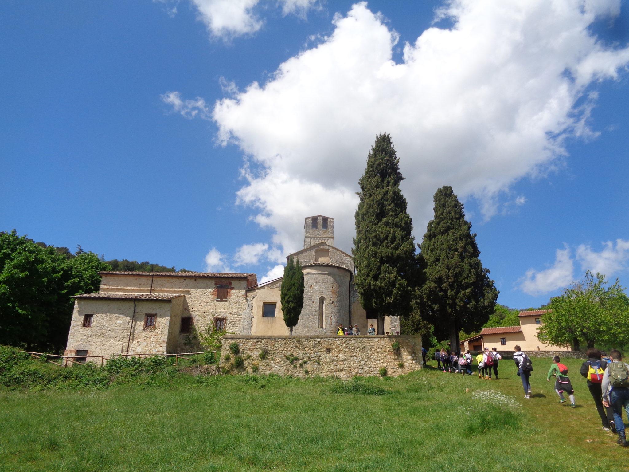 Tra Monteriggioni e San Galgano