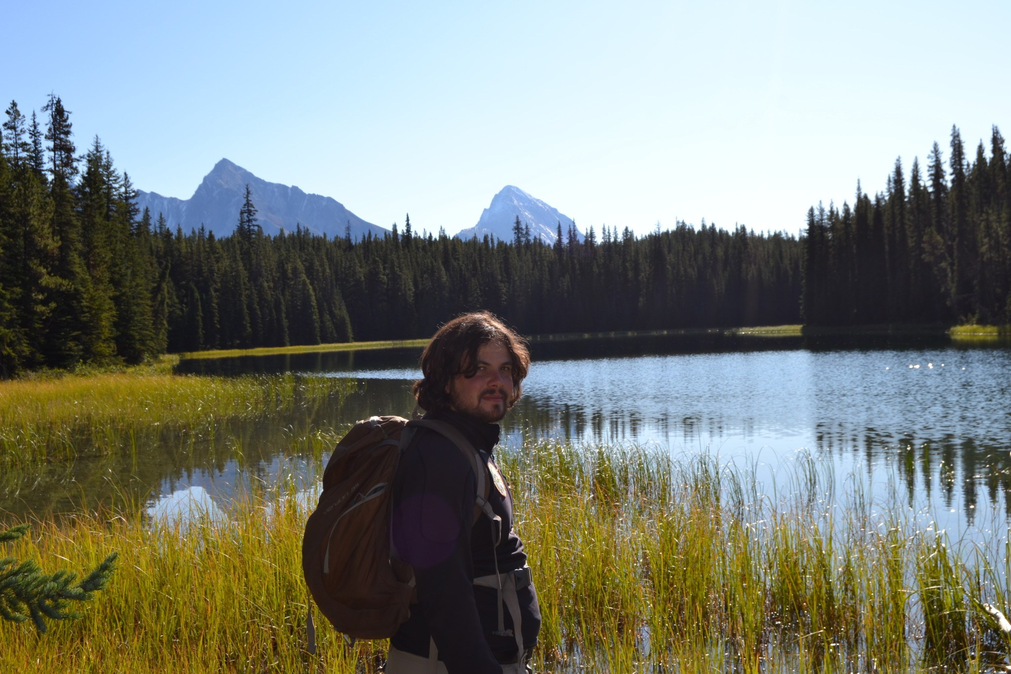 Canadian Rockies: Safari a piedi